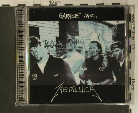 Metallica: Garage Inc., Vertigo(), EU, 1998 - 2CD - 99092 - 11,50 Euro