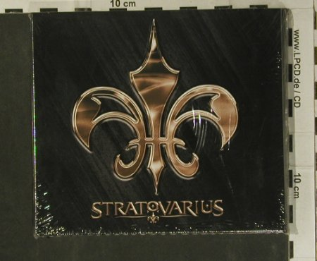 Stratovarius: Same, Digi, FS-New, Sanctuary(), EU, 2005 - CD - 99137 - 10,00 Euro