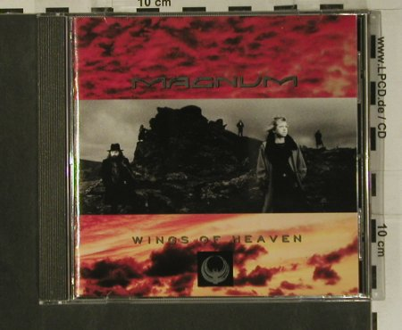 Magnum: Wings Of Heaven, Polydor(835 277-2), D, 1988 - CD - 99164 - 5,00 Euro