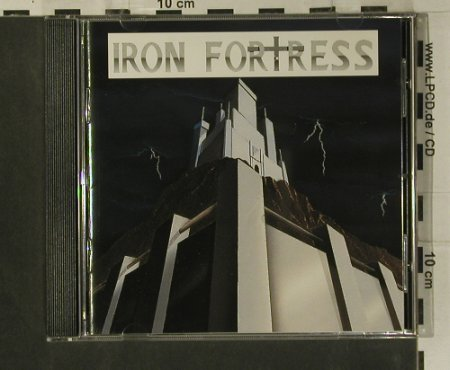 Iron Fortress: Same, Hellion(HE 031096), D, 1996 - CD - 99210 - 7,50 Euro