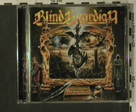 Blind Guardian: Imagination From The Other Side, Virgin(840 337 2), NL, 1995 - CD - 99244 - 7,50 Euro