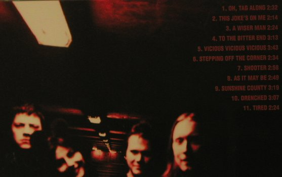 Stabb: As It May Be, Music For Nations(CDMFN286), EU, 2003 - CD - 99250 - 10,00 Euro