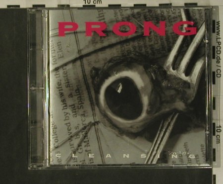 Prong: Cleansing, Epic(474796 2), D, 1994 - CD - 99254 - 7,50 Euro