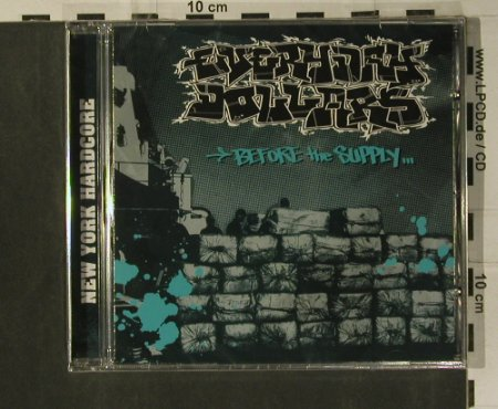Everyday Dollars: Before the Supply, FS-New, Swell Creek(SWSH 010), , 2007 - CD - 99271 - 10,00 Euro