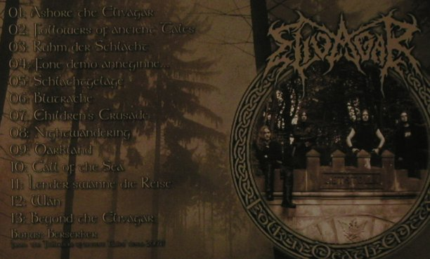 Elivagar: Heirs of the Ancient Tales, FS-New, Trollzorn(TZ013), EU, 2008 - CD - 99289 - 10,00 Euro