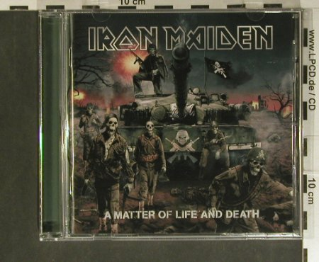 Iron Maiden: A Matter of Life and Death, EMI(), EU, 2006 - CD - 99383 - 10,00 Euro