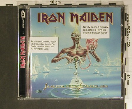Iron Maiden: Seventh Son Of A Sevens Son, EMI(96864 0), EU, 1998 - CD - 99397 - 10,00 Euro