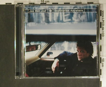 Bon Jovi,Jon: Destination Anywhere, 13 Tr., Mercury(), , 1997 - CD - 99402 - 7,50 Euro