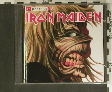 Iron Maiden: In Profile, 31 Tr., EMI(8 57582 2), UK, 1997 - CD - 99409 - 20,00 Euro