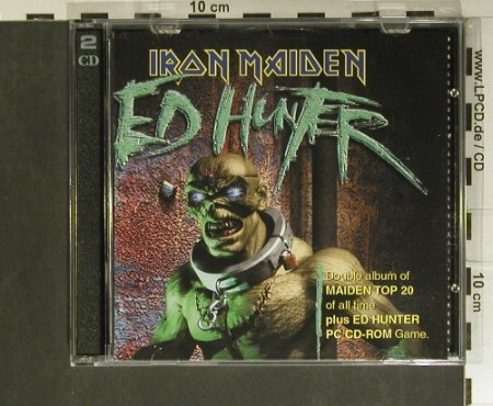 Iron Maiden: Ed Hunter+ PC CD-Rom Game, EMI(5 21143 0), EU, 1999 - CDgame - 99416 - 10,00 Euro