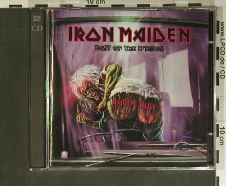 Iron Maiden: Best Of The B'Sides - Maiden Rule, EMI(5 41277 2), EU, 2002 - 2CD - 99419 - 25,00 Euro