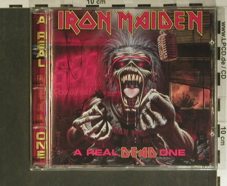 Iron Maiden: A Real Dead One, EMI(7 89248 2), NL, 1993 - CD - 99425 - 10,00 Euro