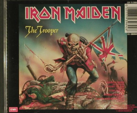 Iron Maiden: Flight of Icarus, EP, EMI(CDIRN 5), UK, 1990 - CD - 99429 - 12,50 Euro