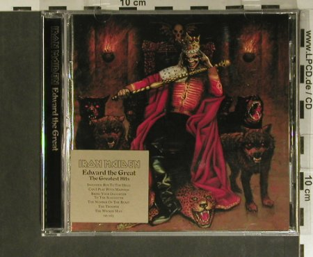 Iron Maiden: Edward the Great-The Greatest Hits, EMI(5 43103 2), EU, 2002 - CD - 99432 - 12,50 Euro