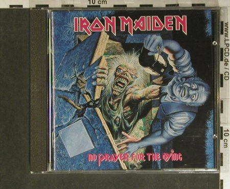 Iron Maiden: No Prayer For The Dying, EMI(CDP 79 5142 2), UK, 1990 - CD - 99435 - 10,00 Euro