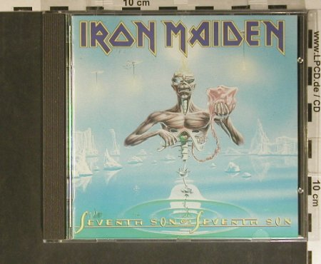 Iron Maiden: Seventh Son Of A Sevens Son, EMI(CDP 7 90258 2), EU, 1998 - CD - 99436 - 10,00 Euro