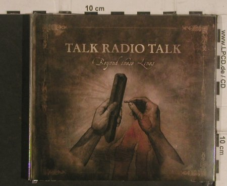 Talk Radio Talk: Beyond These Lines, Digi, FS-New, Swell Creek(SWRC 025), D, 2008 - CD - 99514 - 10,00 Euro