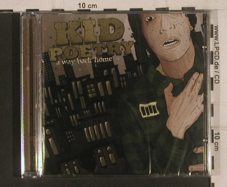 Kid Poetry: A Way Back Home, FS-New, Swell Creek(SWSH 015), , 2008 - CD - 99621 - 5,00 Euro