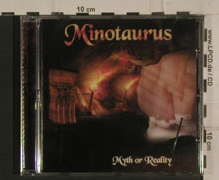 Minotaurus: Myth Or Reality, FS-New, Curzweyhl(354.5020.2), , 2004 - CD - 99807 - 10,00 Euro