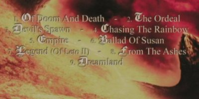 Savage Circus: Of Doom and Death, Digi, FS-New, Dockyard 2(DY 200909), EU, 2009 - CD - 99987 - 11,50 Euro