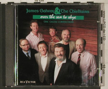 Galway,James & Chieftains: Over the sea to skye,Celtic Connect, RCA Victor(09026 60424 2), D, 1990 - CD - 80305 - 10,00 Euro