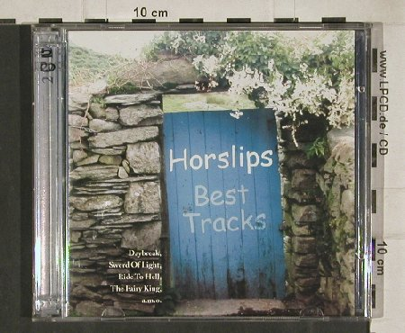 Horslips: Best Tracks, Pastels(203460-307), D, 1999 - 2CD - 81025 - 6,00 Euro