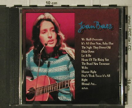 Baez,Joan: Same, FNM(3324), D, 1989 - CD - 81677 - 3,00 Euro