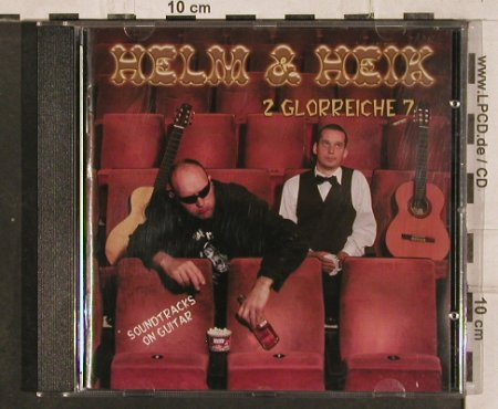 Helm & Heik: 2 Glorreiche 7, Acoustic Music(), D, 2004 - CD - 83126 - 7,50 Euro