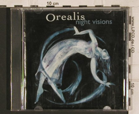 Orealis: Night Visions, FS-New, GreenLinne(), US, 1995 - CD - 83235 - 7,50 Euro