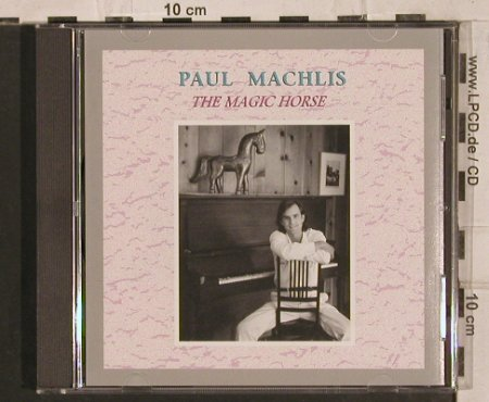 Machlis,Paul: The Magic Horse, Invincible(), , 1992 - CD - 83856 - 7,50 Euro