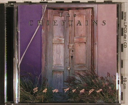 Chieftains: Santiago, RCA(), EC, 1996 - CD - 84064 - 7,50 Euro