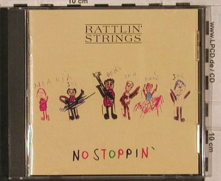 Rattlin' Strings: No Stoppin' - Irish Ferries, MAD(MA01 0147/2), EU,  - CD - 84065 - 10,00 Euro