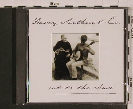 Davey Arthur & Co: Cut to the Chase, BlueBowl(31), D,  - CD - 84254 - 7,50 Euro