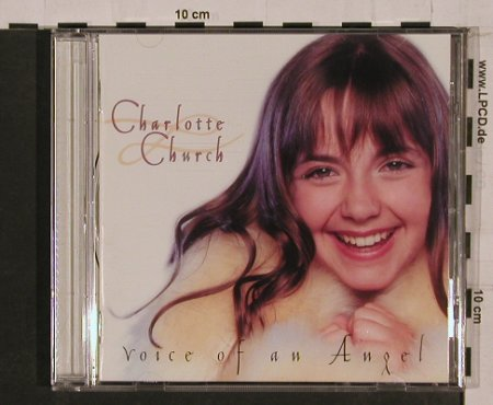 Church,Charlotte: Voice Of An Angel, Sony(), A, 1998 - CD - 84257 - 7,50 Euro