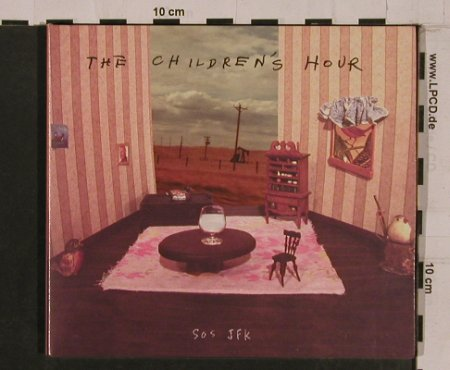 Children's Hour, the: SOS JFK, Digi, RoughTrade(), EU, 2003 - CD - 84259 - 7,50 Euro