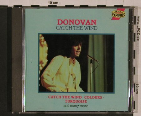 Donovan: Catch the Wind, Castle(290 124), UK, 1990 - CD - 84263 - 5,00 Euro