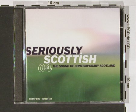 V.A.Seriously Scottish 04: 49 Tr., FS-New, BBC(SMCSS001), ,  - 2CD - 90782 - 10,00 Euro