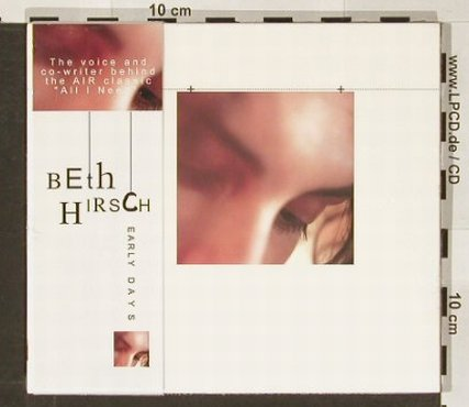 Hirsch,Beth: Early Days, Digi, FS-New, K7(), F, 2000 - CD - 90982 - 7,50 Euro