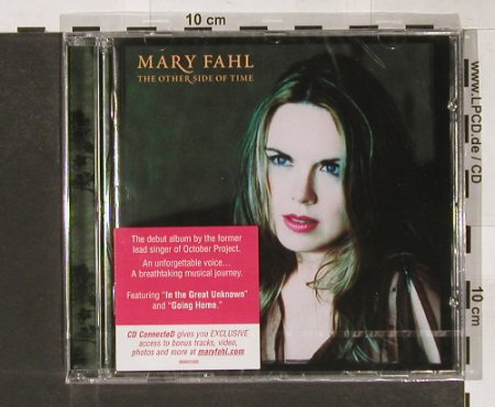 Fahl,Mary: The Other Side Of Time, FS-New, Sony(), , 03 - CD - 91029 - 10,00 Euro