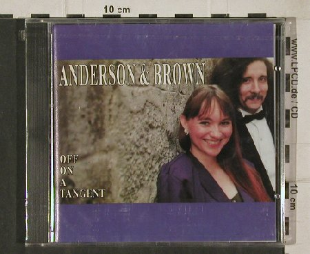 Anderson & Brown: Off On A Tangent, FS-New, A&B(101), CDN, 90 - CD - 91118 - 5,00 Euro