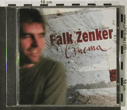 Zenker,Falk: Cinema, FS-New, Acoustic Music(319.1261.2), D, 2002 - CD - 92806 - 6,00 Euro