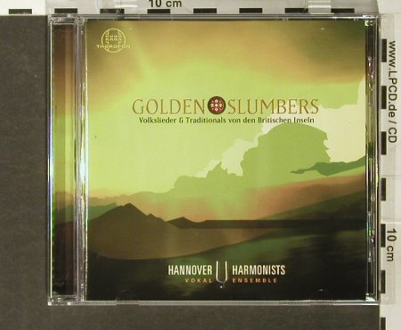 Hannover Harmonists: Golden Slumbers, Thorofon(CTH 2485), D, 2003 - CD - 93804 - 10,00 Euro