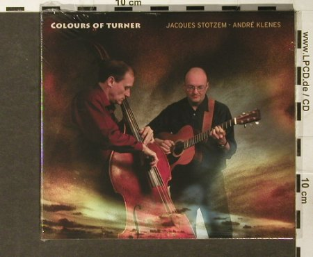 Stotzem,Jacques / Andre Klenes: Colours of Turner, Digi, FS-New, Acoustic Music(319.1362.2), D, 2006 - CD - 93892 - 10,00 Euro