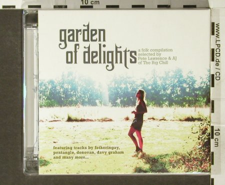 V.A.Garden of Delights: A Folk Compilation, FS-New, Sanctuary(), EU, 2006 - CD - 94043 - 10,00 Euro