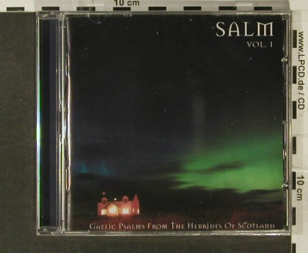 V.A.Salm Vol. 1: Gaelic Psalms, FS-New, Ridge(), , 2005 - CD - 94211 - 10,00 Euro