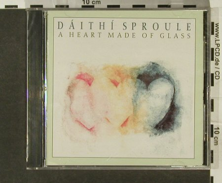 Sproule,Daithi: A Heart Made Of Glass, FS-New, Green Linn(GLcd 1123), US, 1993 - CD - 94222 - 10,00 Euro