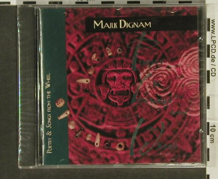Dignam,Mark: Poetry&Songs From The Wheel,FS-New, Velo(VCD 2005), IRE, 1994 - CD - 94290 - 10,00 Euro