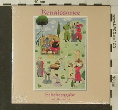 Renaissance: Scheherazade & Other Stories(75),Di, Repertoire(REP 5080), D FS-New, 2006 - CD - 95689 - 15,00 Euro