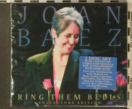 Baez,Joan: Ring Them Bells, Proper(), CZ, 2007 - 2CD - 96339 - 11,50 Euro