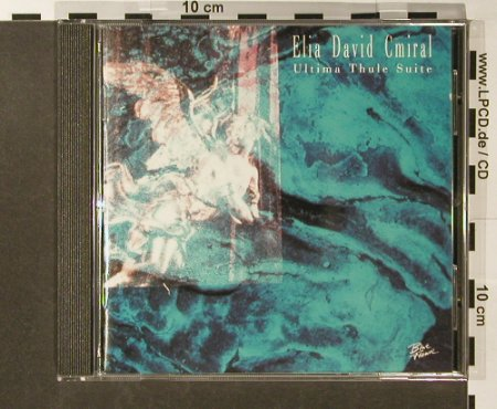 Cmiral,Elia David: Ultima Thule Suite, Blue Flame(), D, 1993 - CD - 96411 - 7,50 Euro
